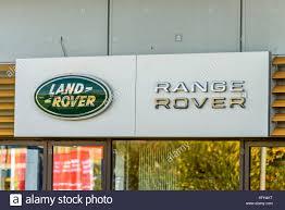 range rover logo land rover car factory stock photos u0026 land rover car factory stock