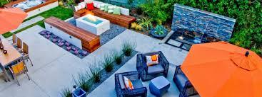 backyard designers hardscape patio design construction backyard design in san
