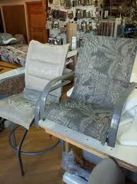 Recover Patio Chairs by Homestyle Custom Upholstery And Awning June 2013