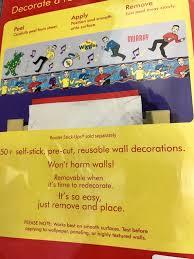 wiggles jumbo stick ups wall stickers groovy babies kidz itemz wiggles jumbo stick ups wall stickers