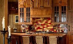 deco cuisine rustique design deco cuisine rustique moderne aulnay sous bois 2227