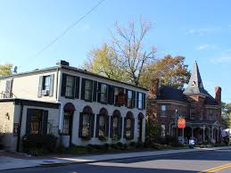 Bed And Breakfast In Maryland St Michaels Maryland Destination Main Streets Shopping