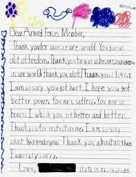 Thank You Letter Veterans resignation letter thank you thank you letters to veterans exle
