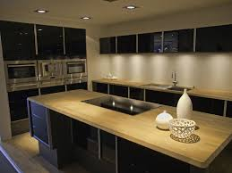 modern kitchen showrooms contemporary black and white kitchen design ideas with island