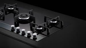 900mm Gas Cooktop Cg905dnggb1 Gas On Glass Cooktop