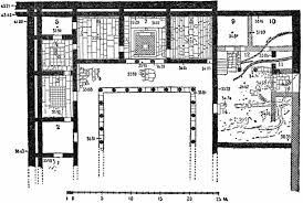typical house layout ancient greek house plans home plan collections house plans 79397