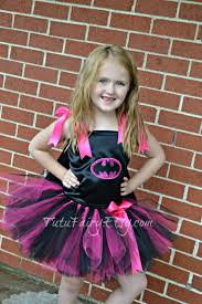my creative way batgirl tutu costume pink u0026 black halloween costume