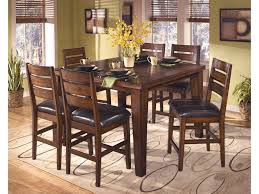 signd240 signature designs dining room seven piece dining set