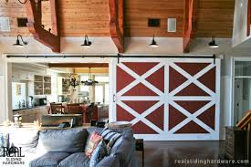 Red Barn Doors by Were You Born In A Barn