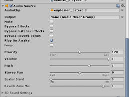 unity effects tutorial day 4 going through the unity space shooter tutorial iii coding