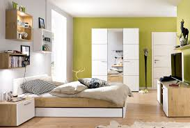 Schlafzimmer Schrank Container High 5 Rudolf Kleiderschrank U0026 Bett Mit Gästebett Möbel Letz