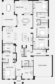 5 Level Split Floor Plans The Horizon Split Level Floor Plan By Mcdonald Jones