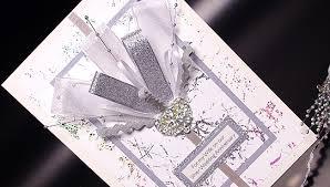silver wedding anniversary card wedding cards