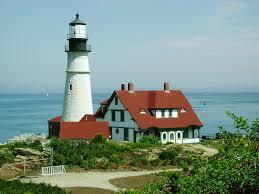 portland head light lighthouse portland head visit mainevisit maine