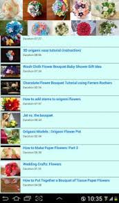 3d Origami Flower Vase Tutorial Download Easy Origami Flower Bouquet Android App U0026 Install Free