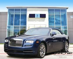 roll royce blue 2017 royal blue rolls royce dawn 6 6l twin turbo for sale park place