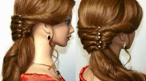 color hair video dailymotion easy and stylish hairstyle video dailymotion