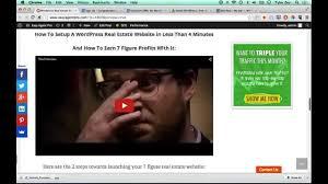 wordpress real estate websites how to setup u0026 profit with