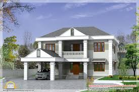 House Designs Floor Plans Two Story Kerala homes