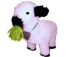 custom made little sheep pinata for children u0027s birthday and