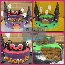 Halloween Cake Tutorial