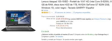amazon lenovo black friday
