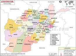 kabul map map of afghanistan