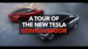 tesla owners manual a tour of the new tesla configurator model 3 owners club youtube