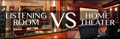 home theater design nyc the listening room vs home theater high fidelity design group