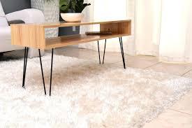 hairpin leg coffee table round hairpin leg coffee table mid century modern coffee table hairpin