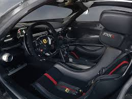 ferrari j50 interior ferrari fxx k continues legacy of their first hybrid laferrari