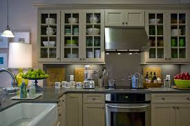 Taupe Cabinets Kitchen Kitchen Remodeling Idea With Taupe L Shaped Kitchen