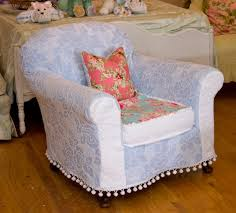 shabby chic floral couches cool chair chenille bedspread slipcover