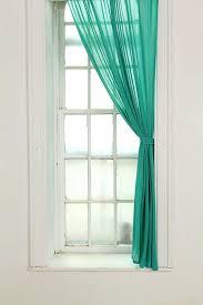 primitive white gauze curtains u2014 jen u0026 joes design