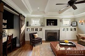 SMART Builders  Fine Homes Renovations SMART Group Custom - Family room styles