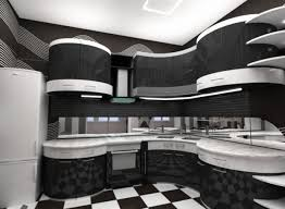 black and white tile kitchen ideas fashionable black kitchen design ideas 50 amazing kitchen designs