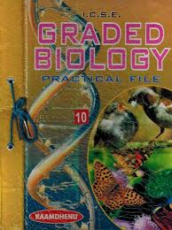 icse graded biology practical book class 10 lab manual 8189053027