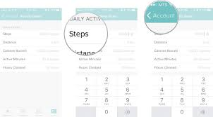 how to manage your account in fitbit for iphone and ipad imore launch fitbit from your home screen tap on the account tab and then tap