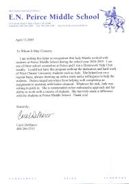 best solutions of letter of recommendation for a math teacher