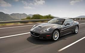 Ferrari California Grey - ferrari california through california motor trend