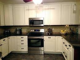 kitchen backsplash white cabinets white brick tile backsplash brick tile black brick style kitchen