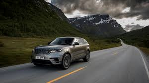 jaguar jeep 2018 2018 range rover velar here u0027s what you need to know