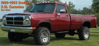 dodge 1992 cummins 1st dodge cummins 5 9l 89 93 diesel performance parts