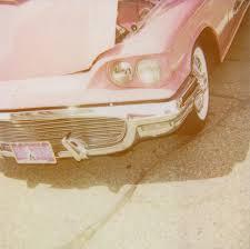 Light Pink Car Car Cute Light Pink Vintage Windshield Image 60952 On