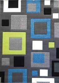 Blue Contemporary Rugs The Most Amazing And Attractive Contemporary Area Rugs For