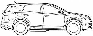dimensions of toyota rav4 the blueprints com blueprints cars toyota toyota rav4 2013