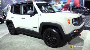 jeep renegade interior 2016 2017 jeep renegade desert hawk exterior and interior walkaround