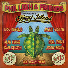 impressive phil lesh u0026 friends lineup to play two nights in coney