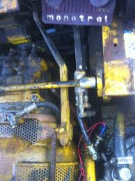 hyster s50c with monotrol won u0027t engage reverse only goes
