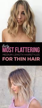 middle aged women thin hair 15 gorgeous medium length hairstyles for thin hair 2017 2018